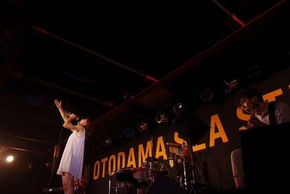 8月5日(火)@音霊OTODAMA SEA SIDE STUDIO 2014 (okmusic UP's)