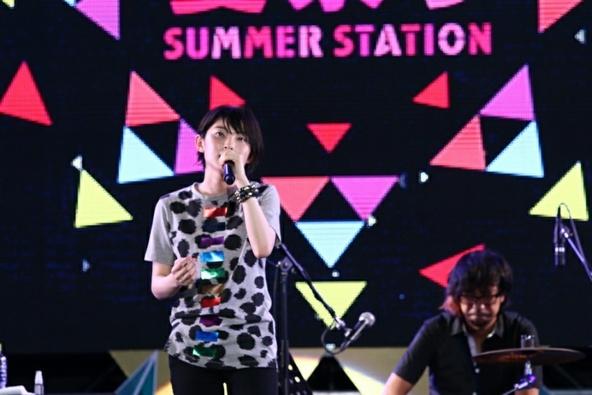 8月6日@テレビ朝日・六本木ヒルズ夏祭り「SUMMER STATION」 (okmusic UP\'s)