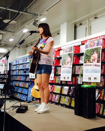 8月6日@札幌・TSUTAYA (okmusic UP's)