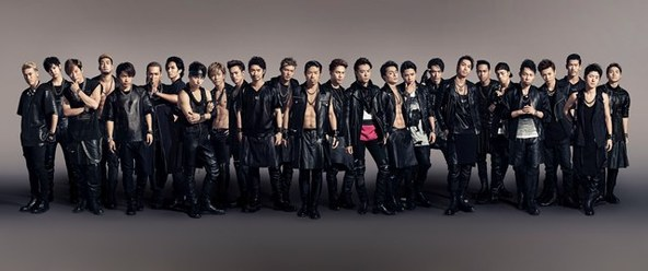EXILE TRIBE (okmusic UP\'s)