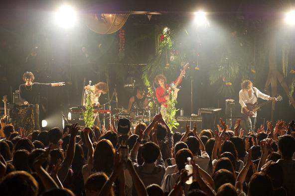 8月6日@ラフォーレミュージアム原宿 (okmusic UP's)