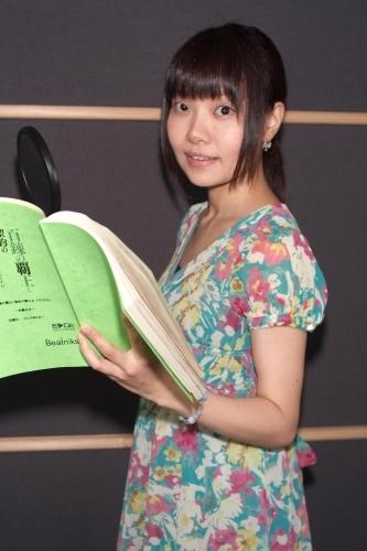 志百家 美月 役・米澤 円さん (C)2014 Seiichi Takayama
