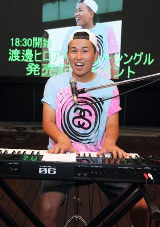 8月8日@東京ドームシティ・ラクーアガーデンステージ (okmusic UP's)
