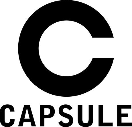 CAPSULE ロゴ (okmusic UP's)