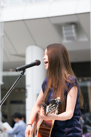 8月9日@ラゾーナ川崎プラザ2Fルーファ広場グランドステージ (okmusic UP's)