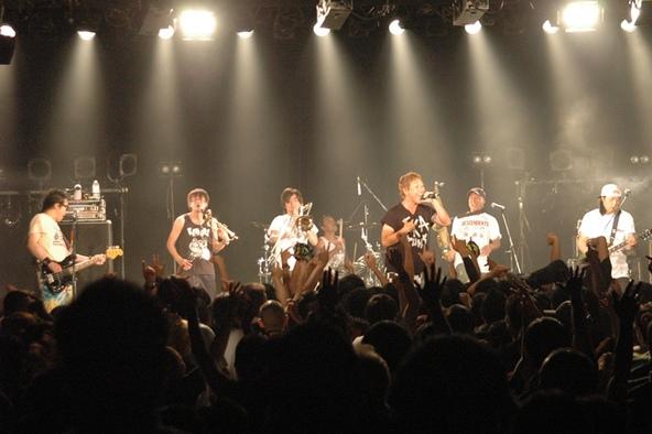 8月6日@恵比寿リキッドルーム (okmusic UP's)