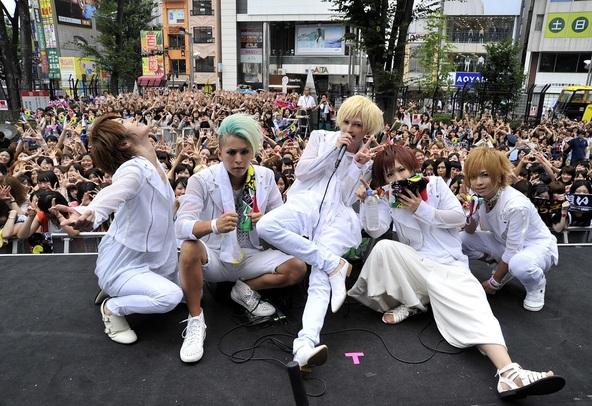 8月9日(土)@新宿ステーションスクエア (okmusic UP\'s)