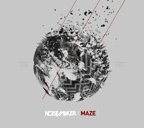 ミニアルバム『MAZE』 (okmusic UP's)