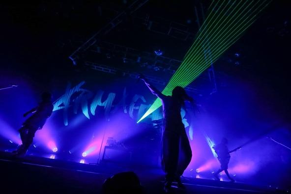 8月9日@東京・新木場STUDIO COAST (okmusic UP's)