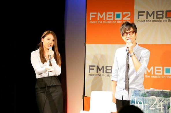 8月12日(火)@FM802「ROCK KIDS 802 ?Ochiken Goes on-」公開収録 (okmusic UP\'s)