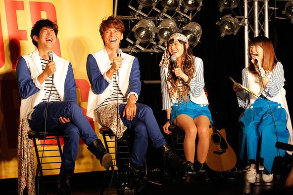 8月13日@タワーレコード渋谷 B1 CUTUP STUDIO (okmusic UP's)