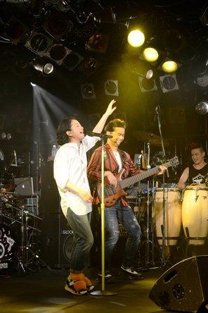 8月13日(水)@渋谷クラブクアトロ (okmusic UP's)