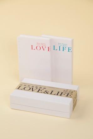 「吉田美和歌詩集 LOVE&LIFE」2冊セット箱入り (okmusic UP\'s)