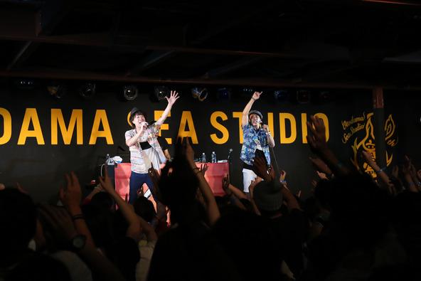 8月14日@「音霊 OTODAMA SEA STUDIO」 (okmusic UP's)