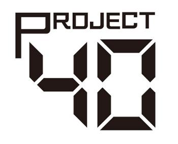昭和48年度生まれの男性声優陣によるバラエティDVD「プロジェクト40」 (C)フロンティアワークス