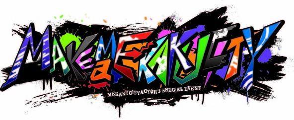 「メカクシティアクターズ」ロゴ (okmusic UP's)