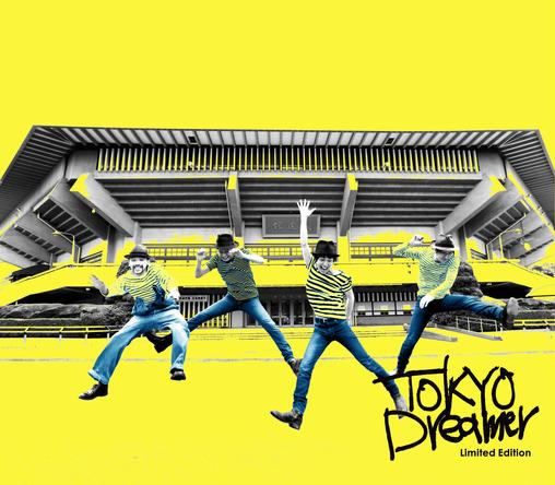 「TOKYO Dreamer」武道館会場限定スリーブジャケット(光村龍哉) (okmusic UP's)