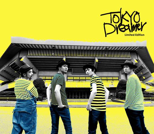 「TOKYO Dreamer」武道館会場限定スリーブジャケット(古村大介) (okmusic UP's)