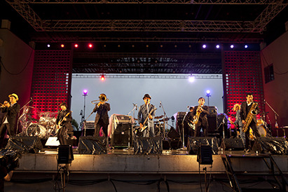 8月9日(土)@山中湖交流プラザ・「きらら」【東京スカパラダイスオーケストラ(w/10-FEET)】 (okmusic UP's)