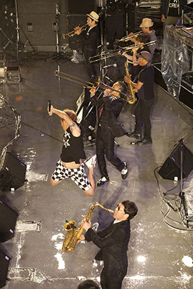 8月9日(土)@山中湖交流プラザ・「きらら」【東京スカパラダイスオーケストラ(w/KEMURI)】 (okmusic UP's)