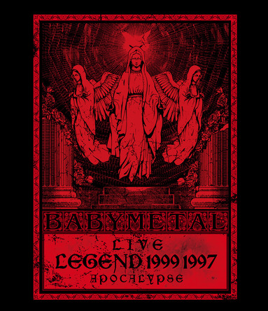 DVD&Blu-ray 『LIVE~LEGEND 1999 & 1997 APOCALYPSE』 (okmusic UP's)