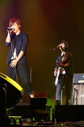 【EDGE of LIFE】8月15日@a-nation 「ROCK NATION」 at 国立代々木競技場第一体育館(paradise stage) (okmusic UP's)