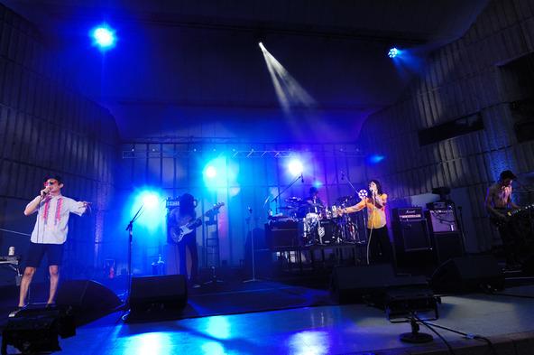 8月17日@日比谷野外音楽堂 (okmusic UP's)