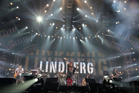 8月16日@「THE FIRE LEGEND 2014」(LINDBERG) (okmusic UP's)