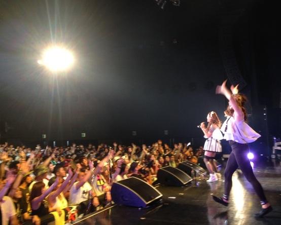 8月16日(土)@Zepp DiverCity Tokyo (okmusic UP's)