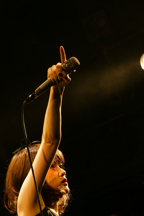 8月17日@渋谷WWW photo by 平野タカシ  (okmusic UP's)