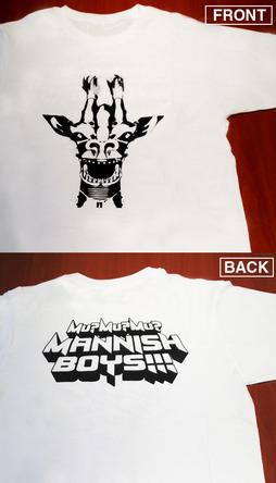 アナログ盤付属オリジナルTシャツ (okmusic UP's)