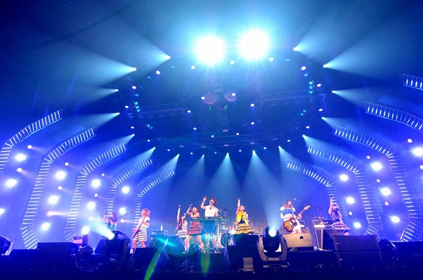 8月19日(火)@国立代々木競技場第一体育館 (okmusic UP's)