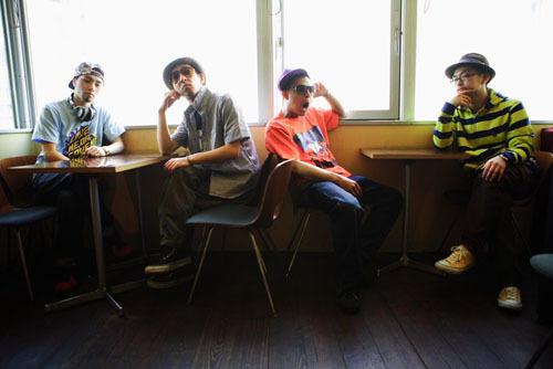 SEAMOやHOMEMADE家族、Mummy-Dやnobodyknows+も大絶賛のJ-HIPHOPの超新星・The Grasshopper Set、1stアルバムをリリース!!