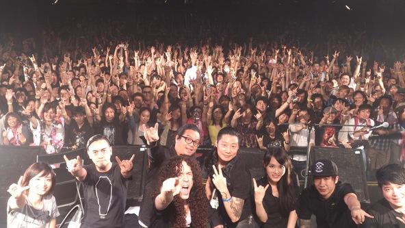 ライブ・イベント『TAIWANDERFUL(台ワンダフル)』(8月15日@東京・恵比寿リキッドルーム) (okmusic UP\'s)