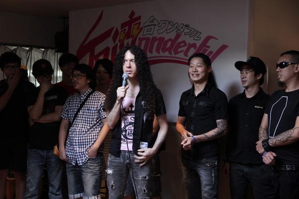 ライブ・イベント『TAIWANDERFUL(台ワンダフル)』(8月15日@東京・恵比寿リキッドルーム) (okmusic UP's)
