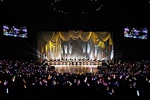 「アイドルマスター シンデレラガールズ」1stライブの模様を収めたBlu-rayが3タイプでリリース (C)BANDAI NAMCO Games Inc.