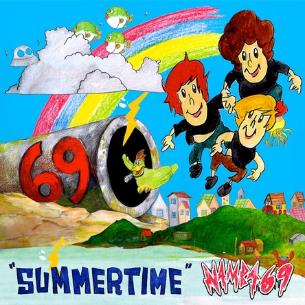 フリーダウンロード「SUMMERTIME」 (okmusic UP's)