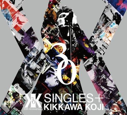 アルバム『SINGLES+』  (okmusic UP's)
