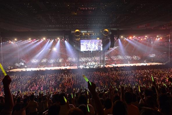 8月23日(土)@さいたまスーパーアリーナ (okmusic UP's)