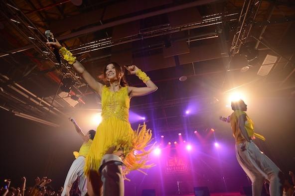 倉木麻衣、8月24日(日)に約5年振りとなる台湾公演を実施 (okmusic UP's)