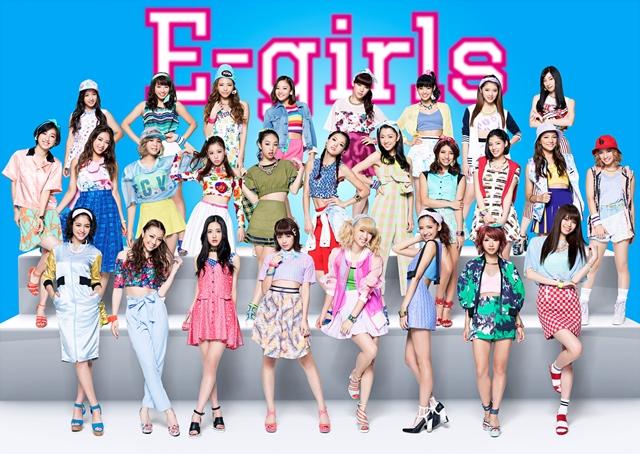 E-girlsのメンバー人気ランキン...