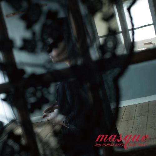 """Rita『masque -Rita WORKS BEST Side""""Cool""""-』ジャケット画像 (C)TEAM Entertainment Inc."""