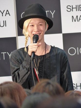 8月27日@東京・渋谷のマルイシティ渋谷1F (okmusic UP's)