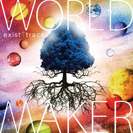 アルバム 『WORLD MAKER』【初回限定盤】(CD+DVD) (okmusic UP's)