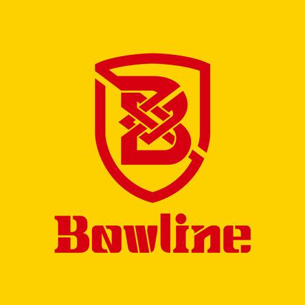 Bowline ロゴ (okmusic UP's)