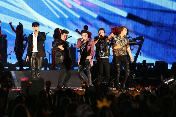 【BIGBANG】8月29日@「a-nation stadium fes.」 (okmusic UP's)