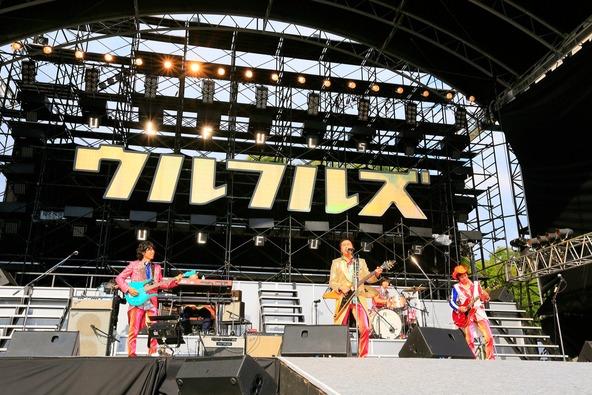 8月30日(土)@大阪・万博公園もみじ川芝生広場 (okmusic UP's)