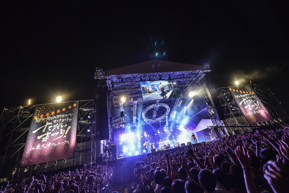 8月30日@「KANA-BOON野外ワンマン ヨイサヨイサのただいまつり! in 泉大津フェニックス」 (okmusic UP's)