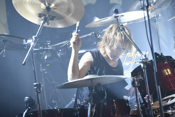 8月28日@東京・LIQUIDROOM ebisu(MUCC) (okmusic UP's)