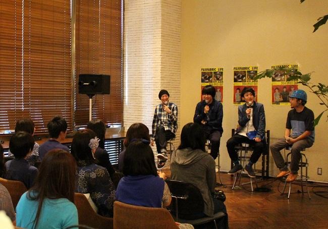 8月31日(日)@「WIRED CAFE NEWS 日本橋三井タワー」